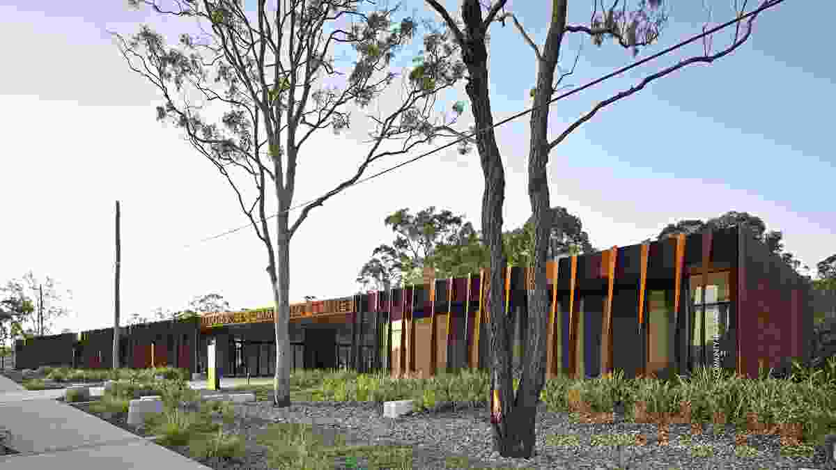 Fitzgibbon Community Centre by Richard Kirk Architect.
