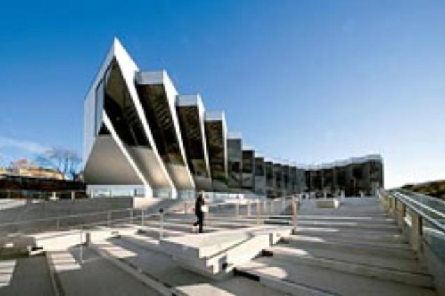 John Curtin School Of Medical Research Architectureau