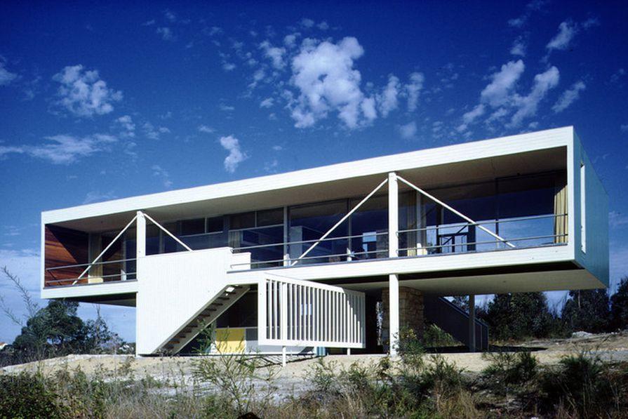 Julian Rose House, Sydney 1949–50.