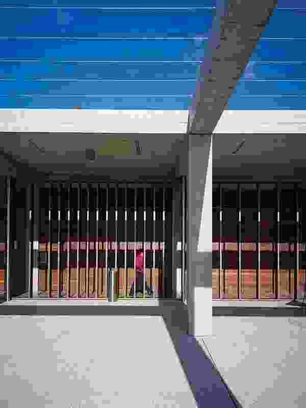 Australian War Memorial Eastern Precinct Development by Johnson Pilton Walker.