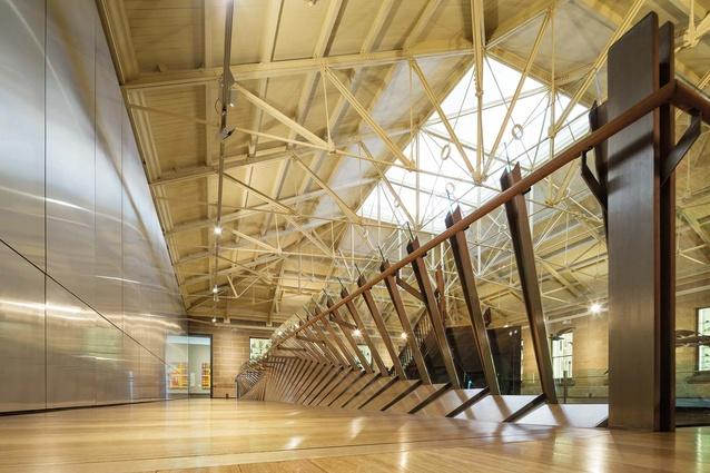 Tasmanian Museum & Art Gallery by Francis-Jones Morehen Thorp (FJMT).
