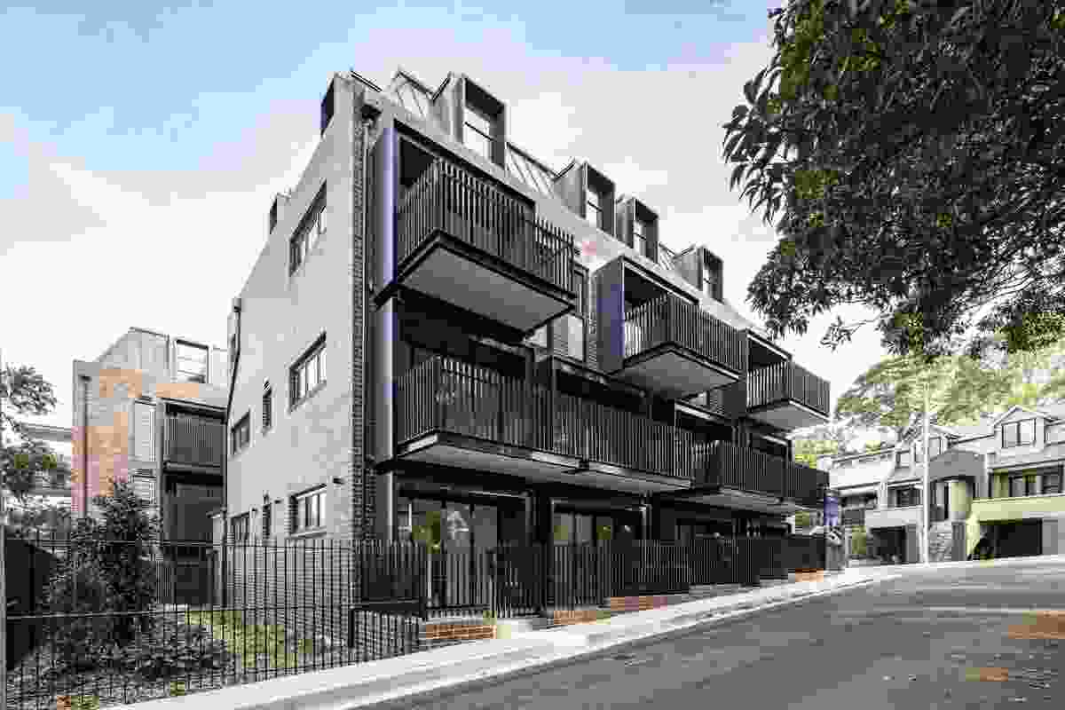 100 Balmain by Custance Architects.