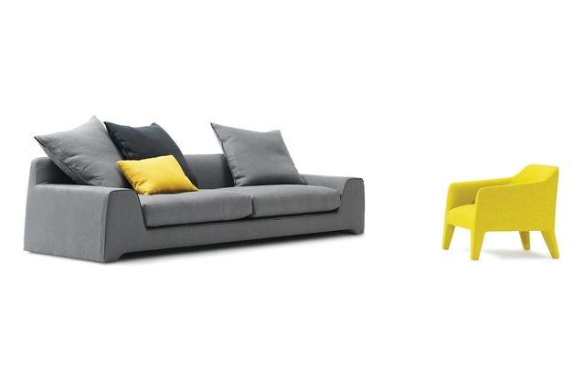 Vista sofa by Nick Garnham and Rod Carlson.