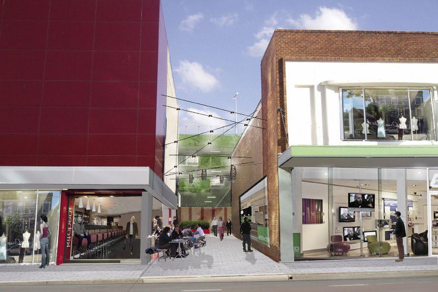 Parramatta Laneways & Small Spaces Project: Urban Design Principles: AECOM