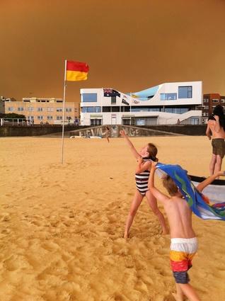 North Bondi Surf Life Saving Club by Durbach Block Jaggers in association with Peter Colquhoun.
