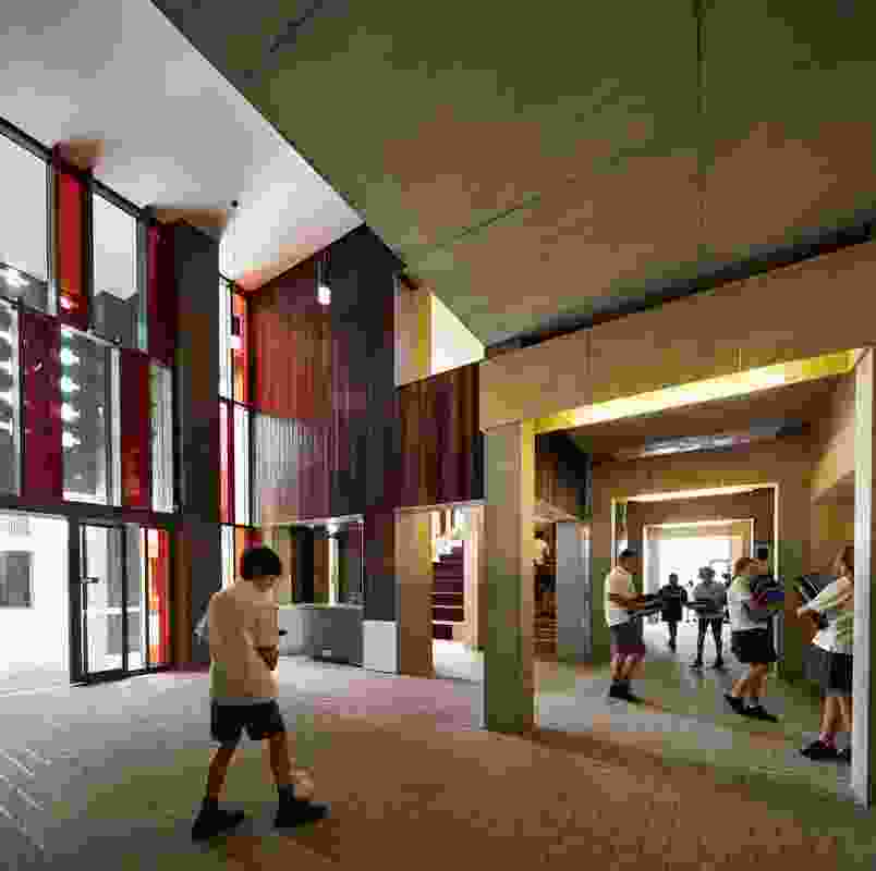 Bunbury Catholic College Mercy Campus by CODA Studio and Broderick Architects, joint venture.