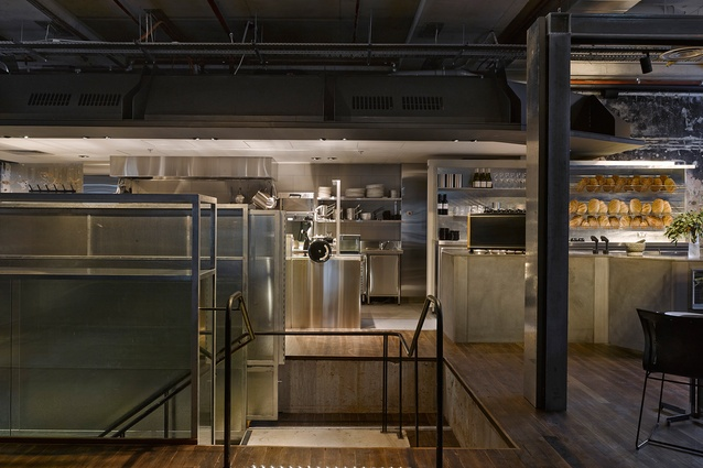 2014 eat drink design awards shortlist best retail design architectureau Baker group kitchen design