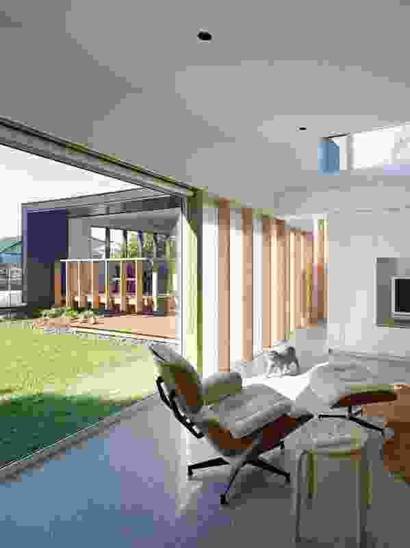 Grange Residence by Kieron Gait Architects.