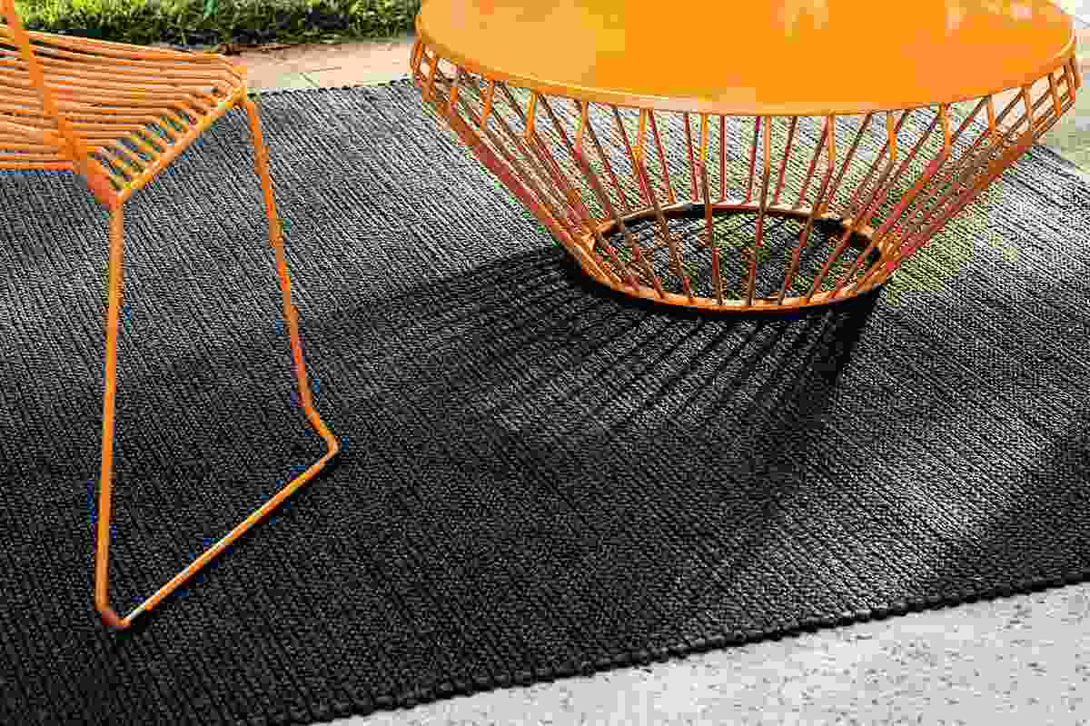 The Freetown outdoor rug collection from Tappeti.