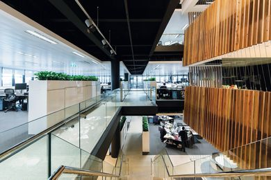 TransGrid Sydney Office by Bates Smart