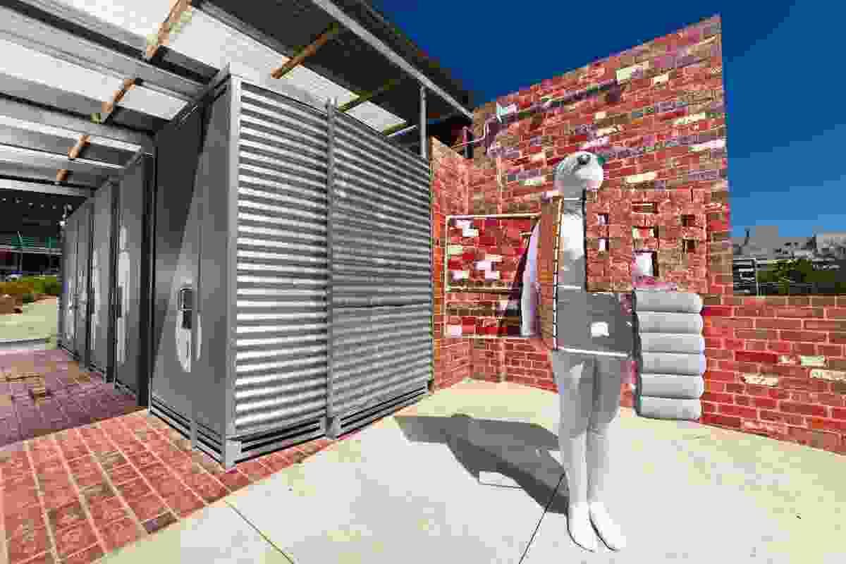 Box Hill Gardens (NMBW Architecture Studio) by Raisa Kabir, Antony Zoides and Jian Lim.