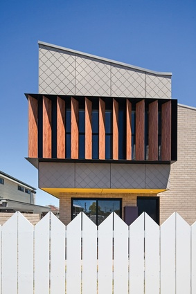 Coburg Townhouses was commissioned by not-for-profit organization Women's Property Initiatives to provide long-term accommodation for older single women and single mothers with children.