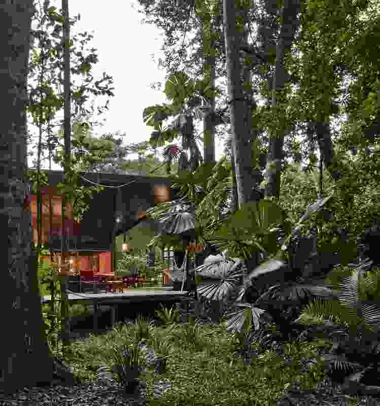 Cape Tribulation House by M3 Architecture.