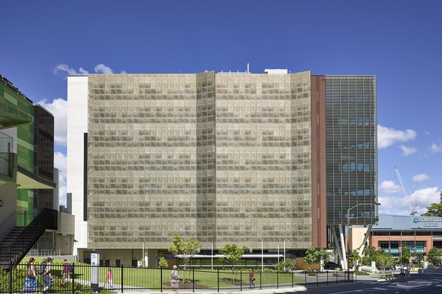 Centre for Children's Health Research by Hassell.
