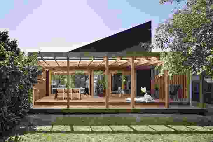 Joyful House by Mihaly Slocombe.