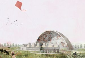 National prize winner: Tasting Territory – Xingyuan Chen, RMIT University.