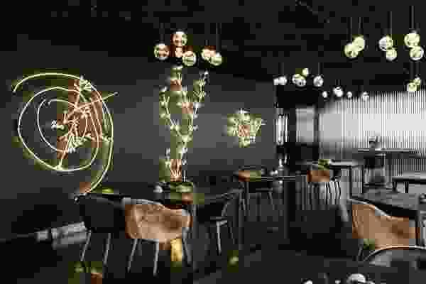 Vue de Monde designed by Elenberg Fraser.