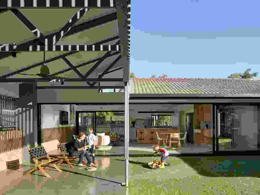 JB House by Reddog Architects.