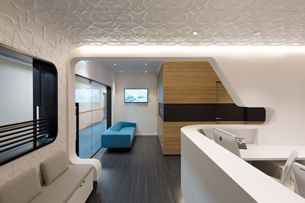A&R Plastic Surgery by Base Architecture.