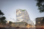 'Bogan' $350m Collingwood development attracts controversy