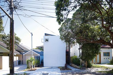 House Shmukler, Sydney, NSW by Tribe Studio.