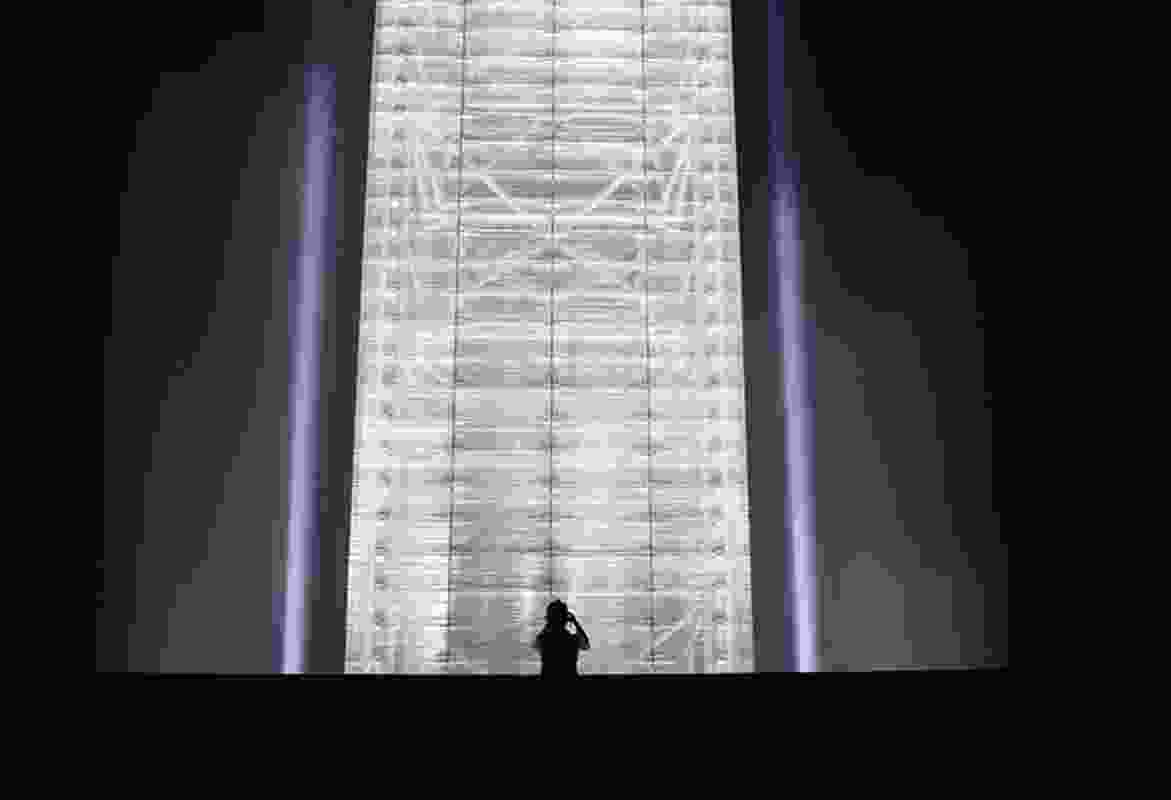Tower of Light, Independence Monument by Marina Tabassum Architects.