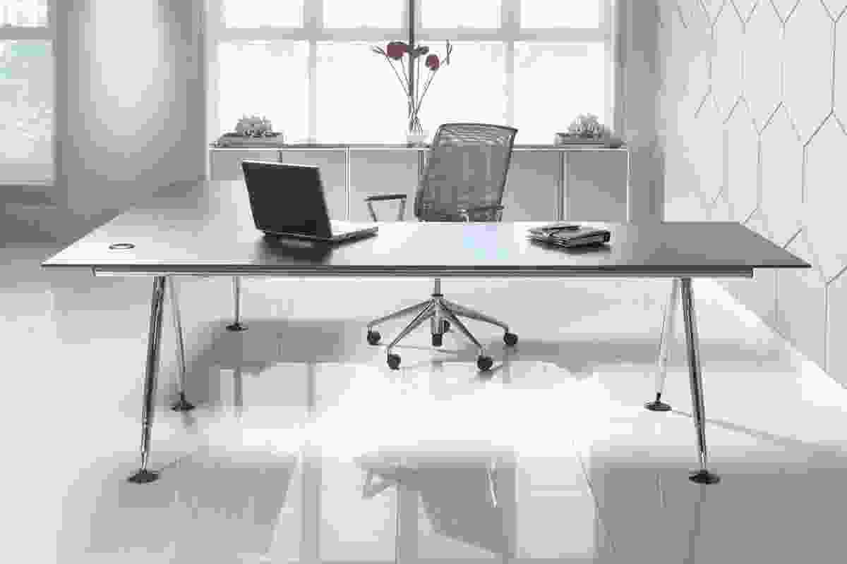 Stan workstation by Anthony Kotarac.