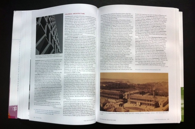 <em>The Encyclopedia of Australian Architecture.</em>