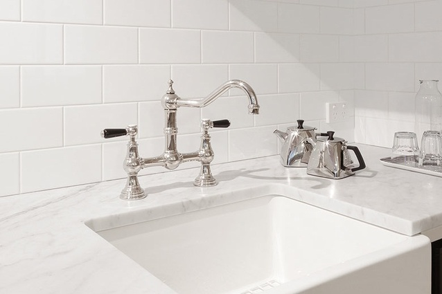 Provence kitchen tap.
