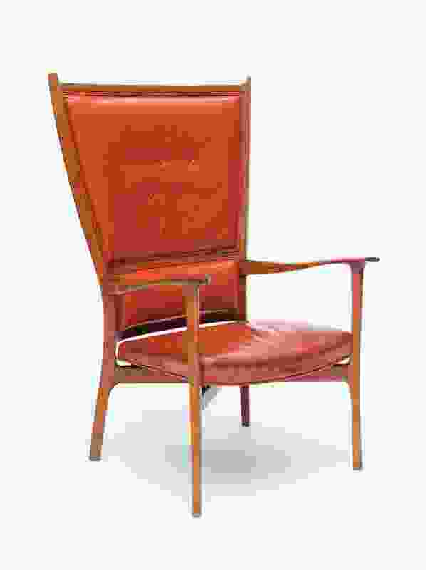 John Kapel (b. 1922), Chair c. 1958. LACMA purchased with funds provided by Martha and Bruce Karsh.