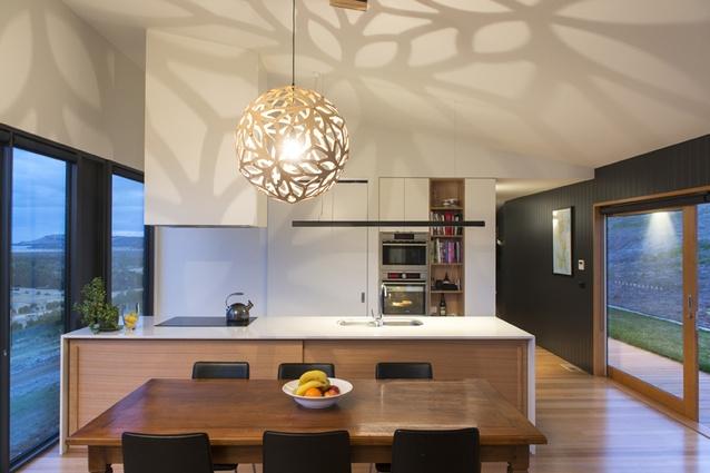 Mays Beach House by Preston Lane Architects.