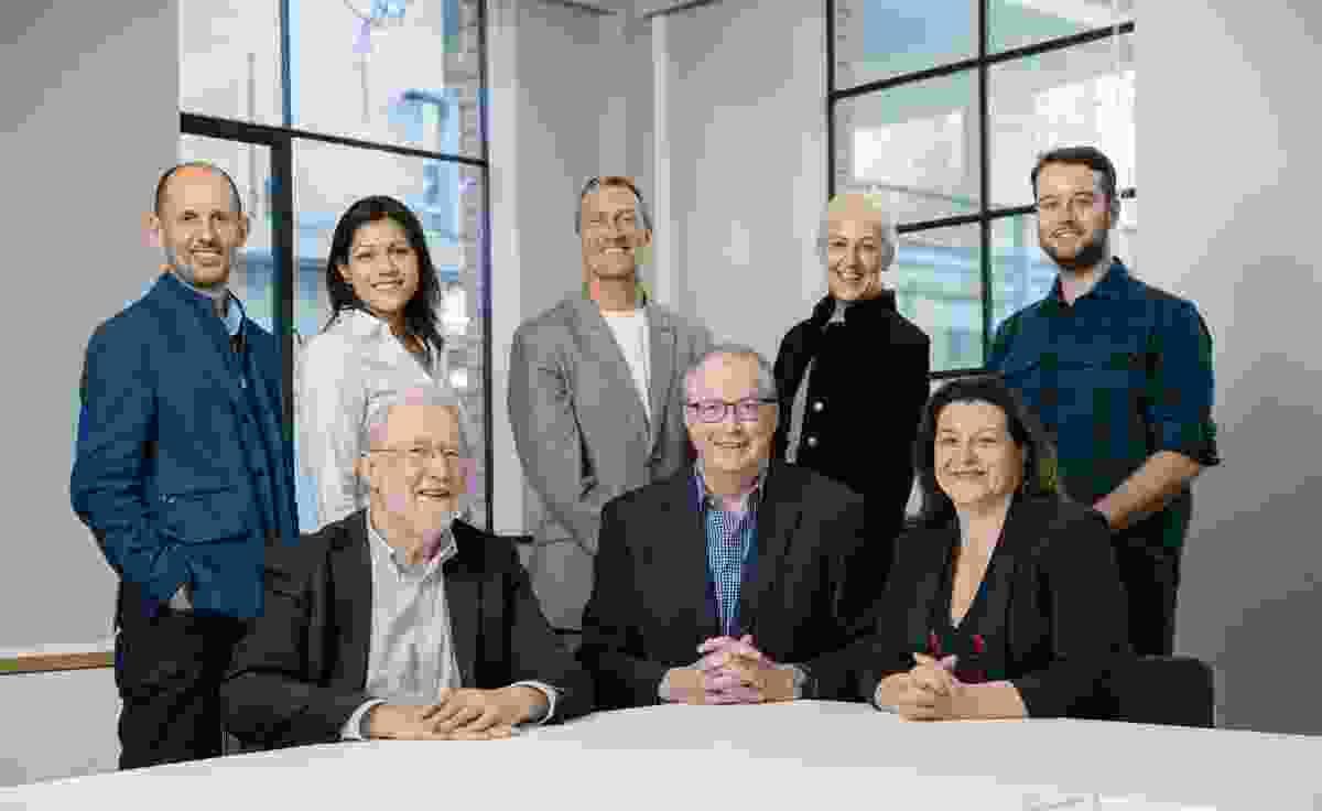The 2017 AUDA jury.