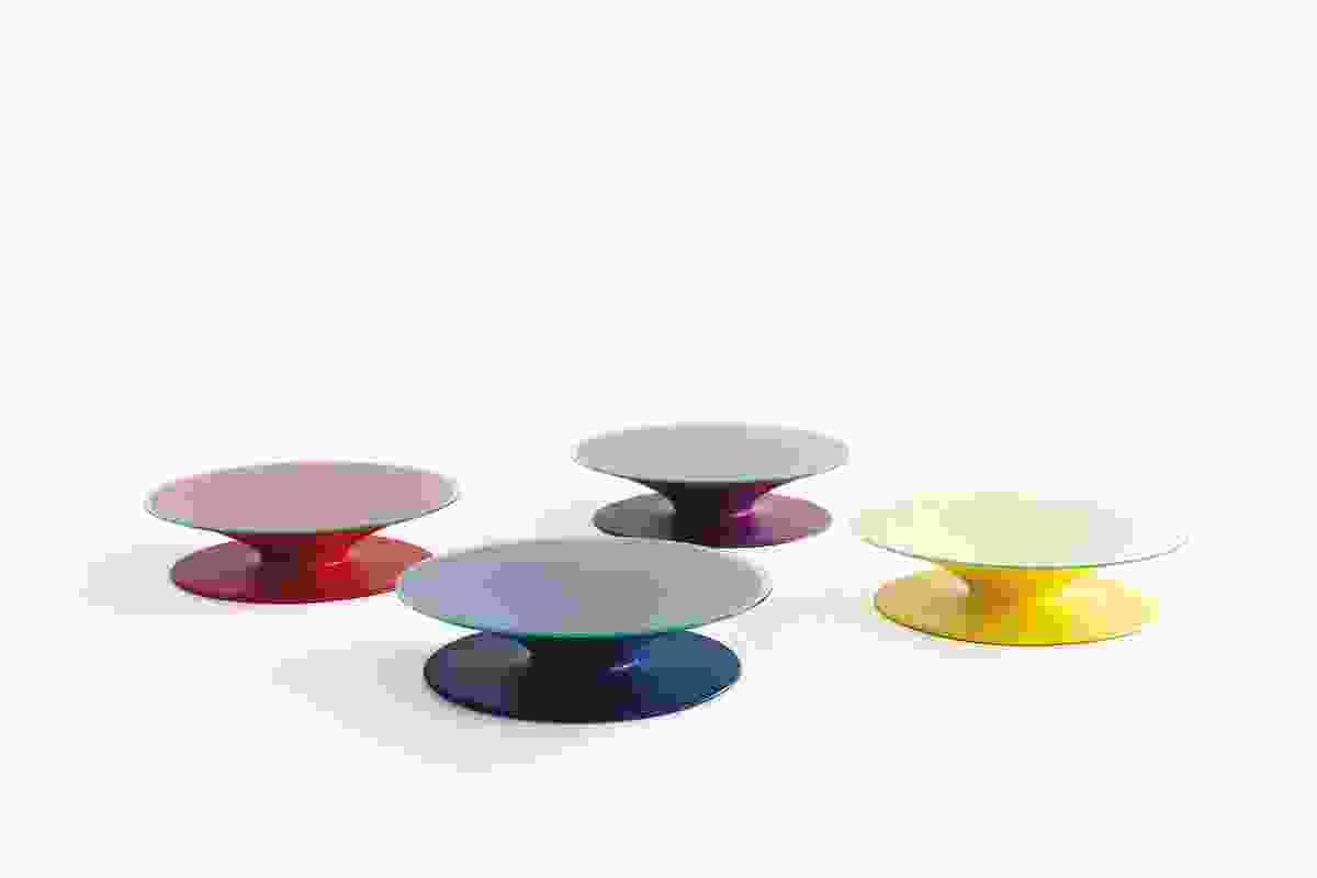 Vortex tables by Claesson Koivisto Rune.