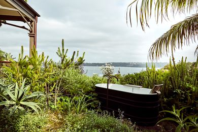 The Hermitage in Vaucluse, NSW designed by 360 Degrees Landscape Architects.