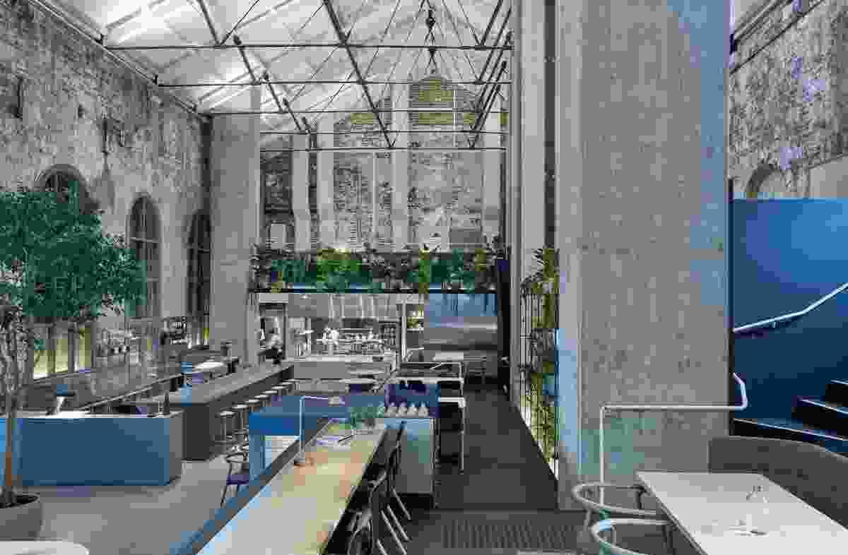 Best Cafe Design: Higher Ground by Design Office.