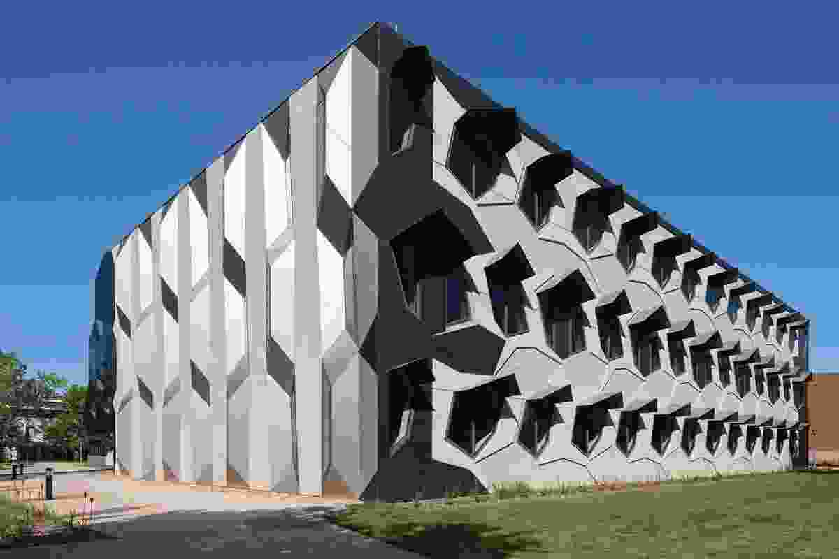 Colleges of Science – Chemistry Sciences Building by Lyons.