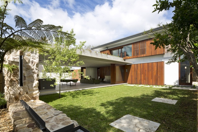 Hunters Hill House by Arkhefield,