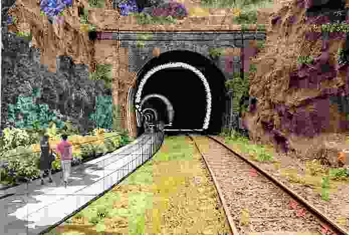 Tunnel concept.