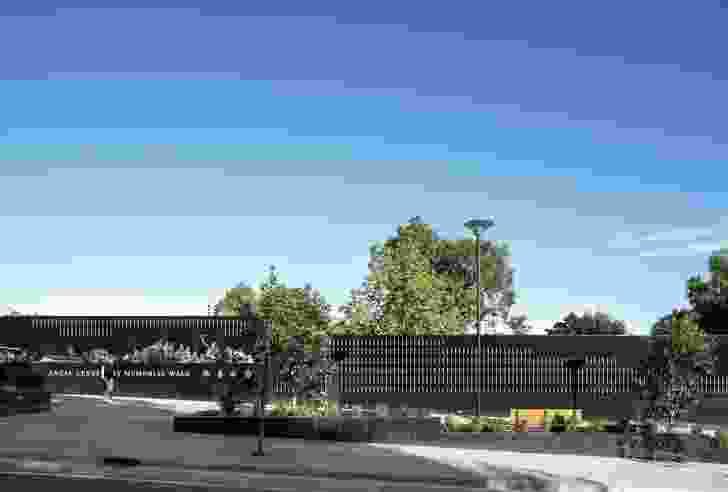 Anzac Centenary Memorial Walk by Grieve Gillett Andersen.