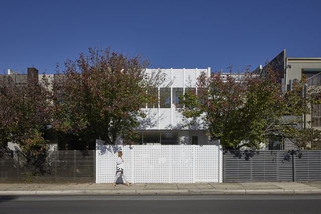PerfPad by Northbourne Architecture + Design.