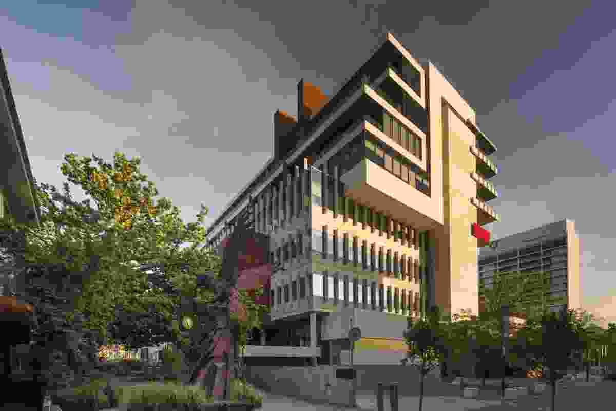 NewActon Precinct (ACT) by Fender Katsalidis Architects.