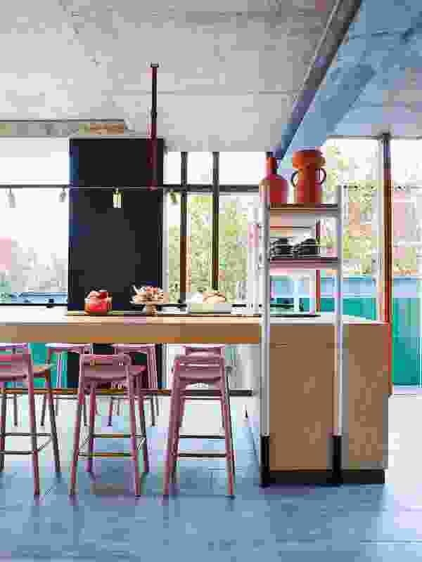Alex Hotel - Lobby Espresso Bar & Lounge (Perth, Western Australia) by Arent&Pyke