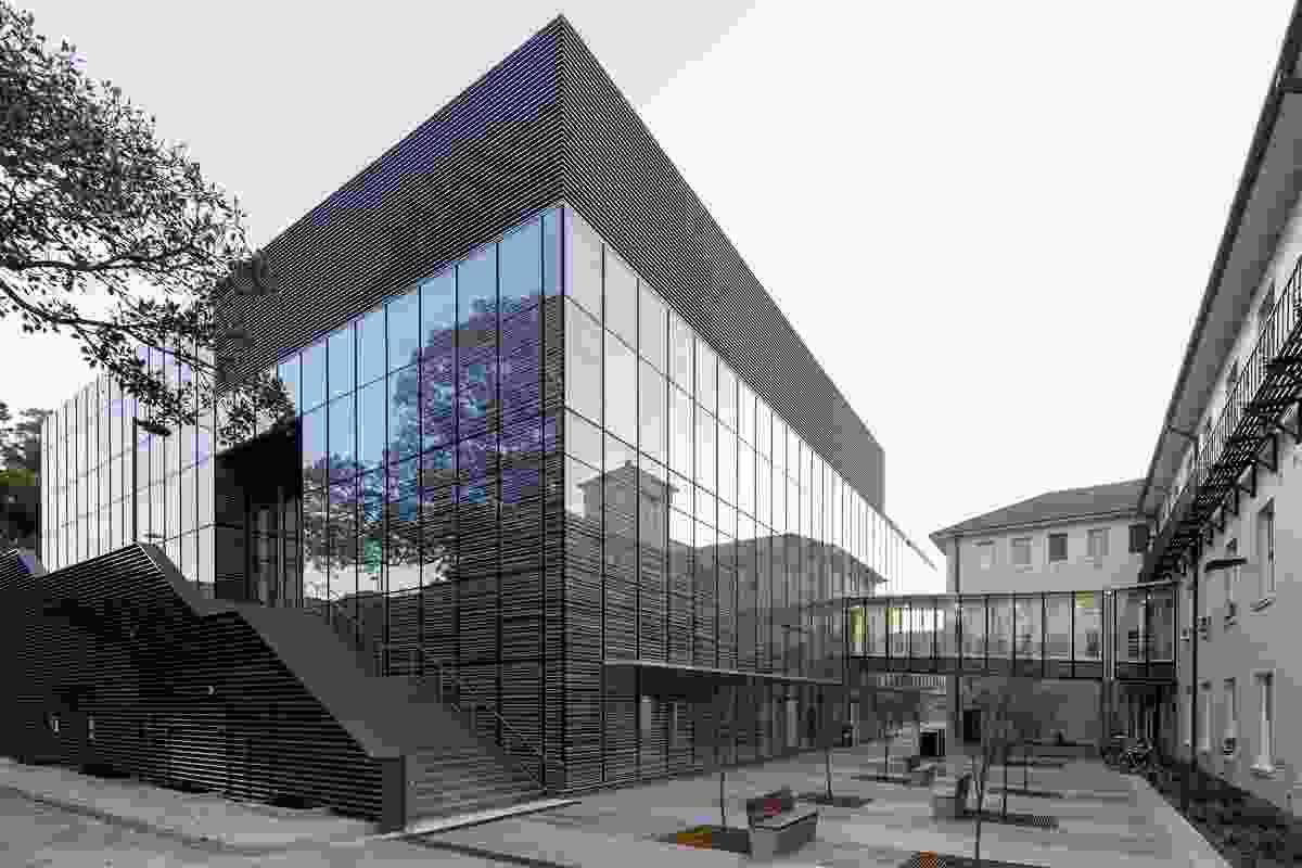 Sydney Nanoscience Hub by Architectus.