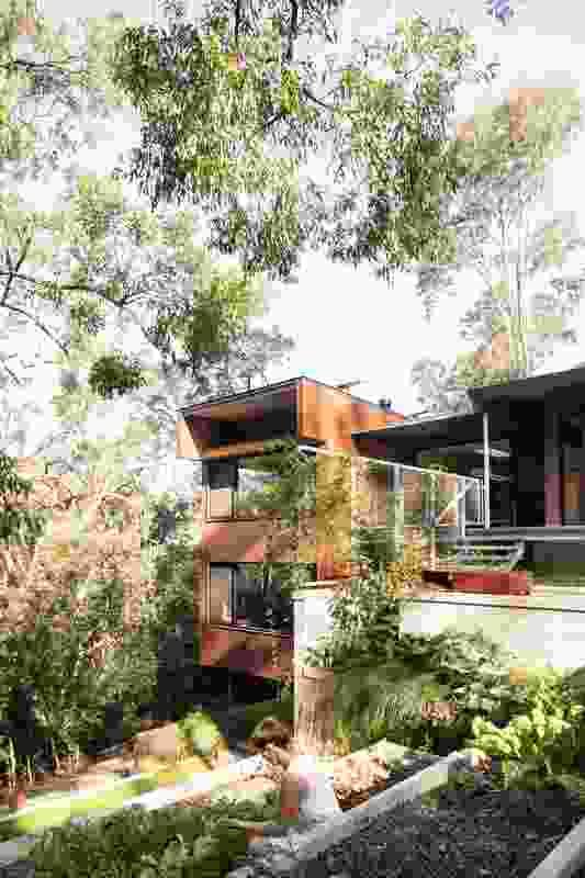 Tree House by Matt Elkan Architect.