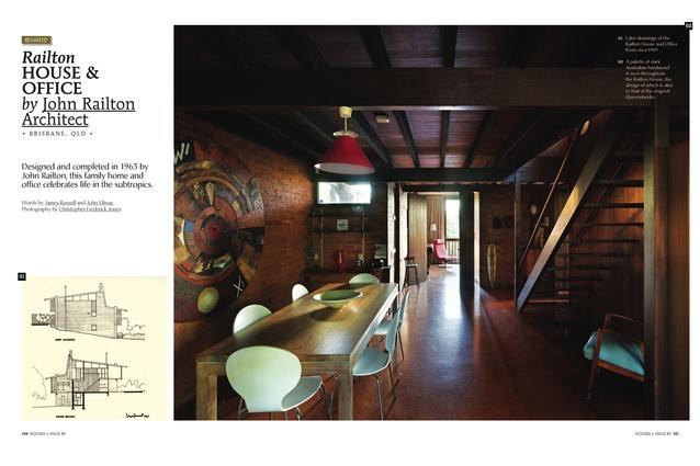 <em>Houses 89</em> preview: Railton House & Office by John Railton Architect.