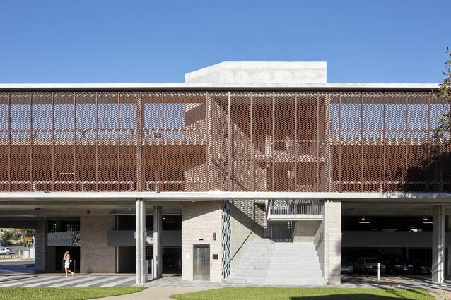 Yeppoon Town Centre Carpark by Tim Stewart Architects.