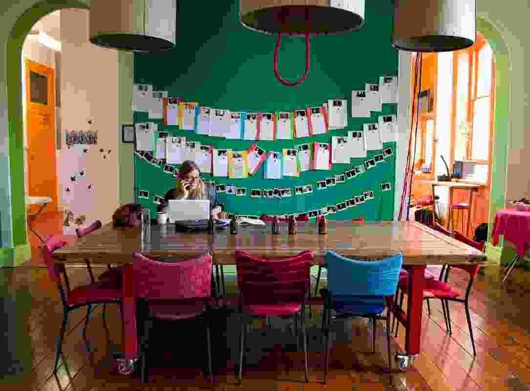 Hub Melbourne – here studio
