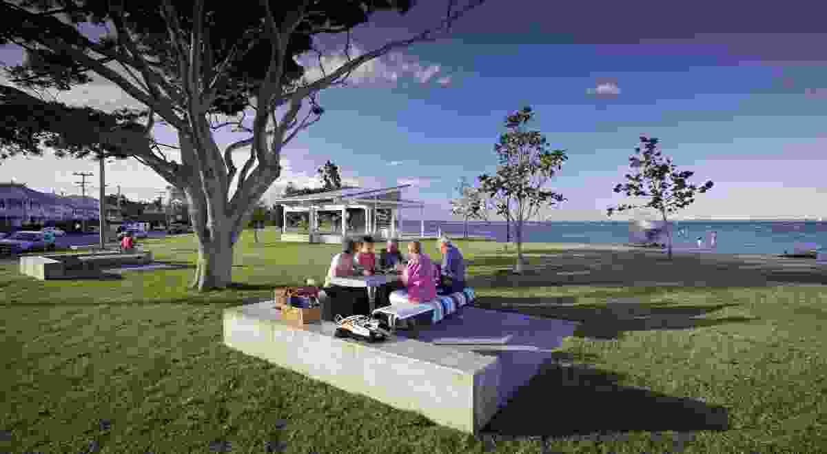 Brisbane Foreshore Parklands