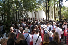 Australian pavilion at Venice opens