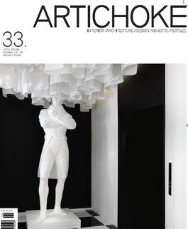 Artichoke, December 2010